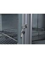 GCUC200SDS - Untertheken-Kühlschrank - Schiebetür
