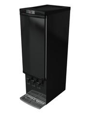 GCBIB110BBW - Bag-in-Box Kühler / Dispenser - schwarz - 3x10 Liter