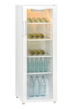 GCGD280 - Glastürkühlschrank
