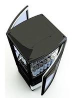 GCDC4-80BBB - VisiCooler - schwarz