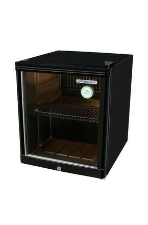 GCKW50BBB - KühlWürfel / MiniKühlschrank - schwarz