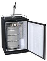 GCBK160 - Bierfasskühlschrank/Bierkühlschrank - Edelstahlfront – ohne Zubehör