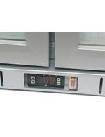 GCUC200HDB - Untertheken-Kühlschrank - schwarz - Flügeltür 6