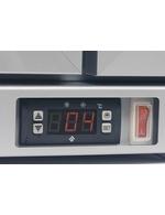 GCUC200HDB - Untertheken-Kühlschrank - schwarz - Flügeltür  7