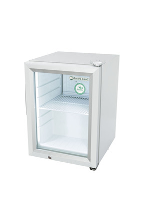 GCKW24SSW - KühlWürfel XS / Thekenkühlschrank - silber - LED