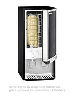 GCBIB20 - Bag-In-Box Dispenser Kühlschrank - 2x10 Liter – mit Gitterkörben befüllt