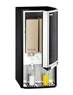 GCBIB20 - Milchkühlschrank - 2x10 Liter – geöffnet mit 10 l Bags