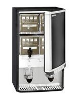GCBIB30 - Bag-In-Box Dispenser Kühlschrank - 3x10 Liter – offen und befüllt mit 10l-Bags