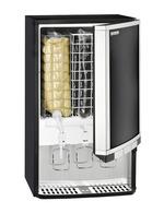 GCBIB30 - Bag-In-Box Dispenser Kühlschrank - 3x10 Liter – mit befüllten Gitterkörben