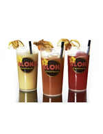 ACEB12 - Aloha-Event-Becher PET 0,3L 12er-Set