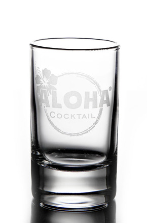 ACTG12 - Aloha Cocktail-Tasting-Gläser 10 cl 12er-Set
