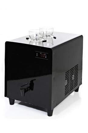 GCSD3 - Spirituosen- / Schnaps-Dispenser - schwarz