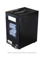 GCAP100-250_Edelstahl - Dosen Dispenser Kühlschrank - auch in Schwarz erhältlich - 96 Dosen