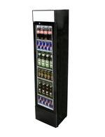 GCDC110BBW - Werbe-Displaykühlschrank - schwarz/weiß