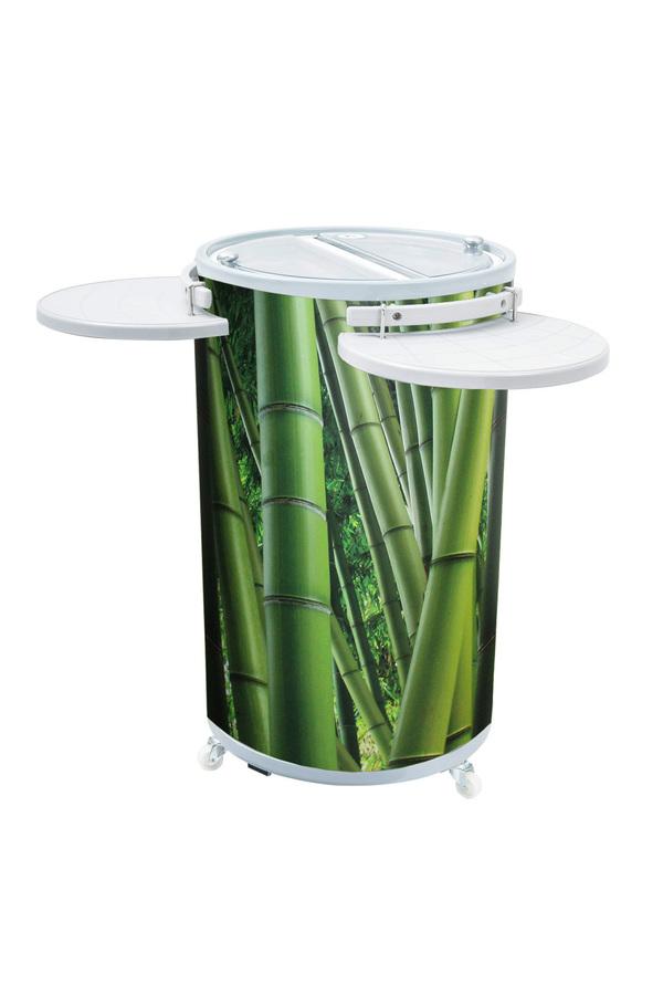 bambus edition party cooler k hltonne gcpt45 gastro