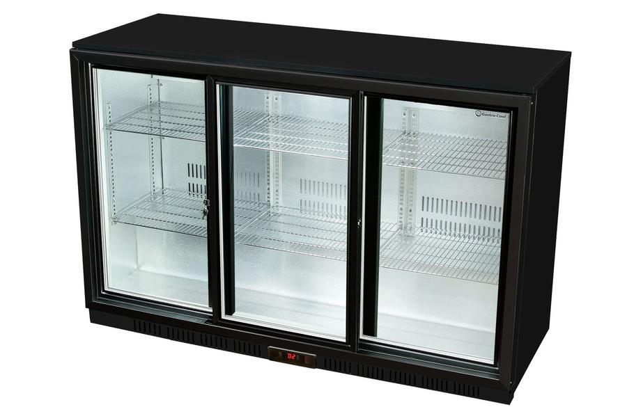 Mini Kühlschrank Mit Glastür : Getränkekühlschrank mit glastür u2013 gastro cool u2013 günstig kühlen