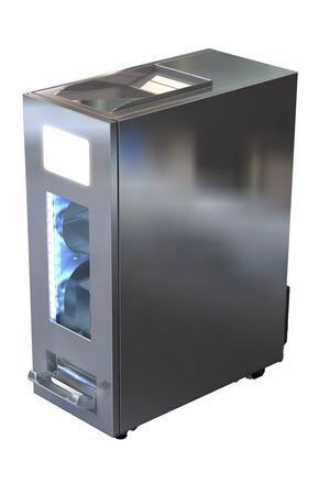 GCAP50-500IIG - Dosen Dispenser-Kühlschrank - Edelstahl