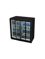 GCUC200SDB - Untertheken-Kühlschrank - Schiebetür