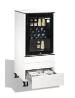 Kühlschrank für Besprechungsraum / Empfangsbereich