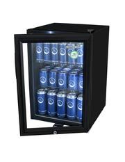 GCKW65BBB - Getränkekühlschwarz schwarz