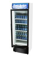 Kühlschrank schwarz mit Display