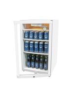 Flaschenkühlschrank weiß