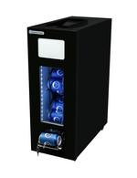 Innovativer Getränkedosenkühlschrank abschließbar