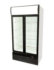 Getränkekühlschrank ECO 800 mit Doppeltür