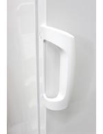 Bieflaschenkühlschrank und Lagerkühlschrank - Türgriff