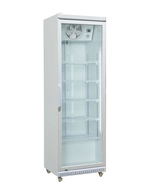 Gewerbekühlschrank mit Glastür