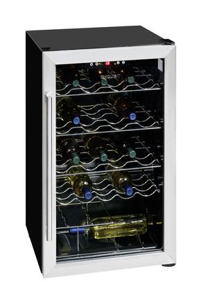 Glastür-Weinkühlschrank / Glastür-Weintemperierschrank
