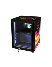 Paloma Kühlschrank mit Glastür