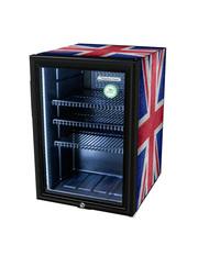 Union Jack Minikühlschrank