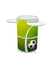 Event-Kühlschrank für Fußballvereine
