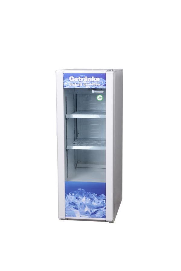 45cm breiter Glastuerkuehlschrank – Gastro-Cool – Günstig kühlen