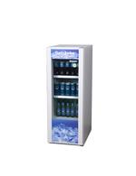 schmaler, halbhoher  POS Kühlschrank