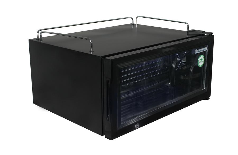 Minibar Kühlschrank Abschließbar : Cm flacher glastürkühlschrank für den impulskauf gcgd