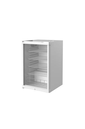 GCGD155 - Glastürkühlschrank - weiß