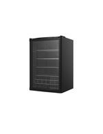 GCGD155 - Glastürkühlschrank - schwarz