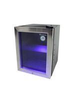 Edelstahl Milchkühlschrank für Kaffevollautomaten - GCKW22