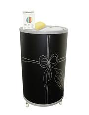 Promotionkühlschrank mit Tafel Design