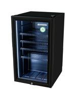 GCKW90BBB - Getränkekühlschwarz schwarz