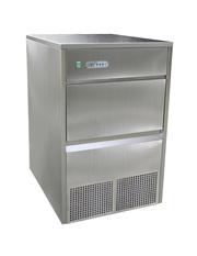 Edelstahleiswürfelmaschine - 50kg Eisproduktion am Tag