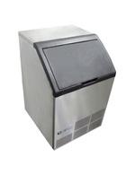 Eiswürfelmaschine mit Edelstahlkorpus - 12 kg Vorratsbehälter