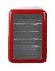 Retro Kühlschrank in Rot