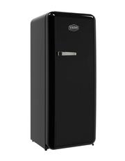 schwarzer Retro Kühlschrank von Vintage Industries