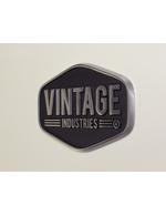 Detailbild Vintage Industries Logo