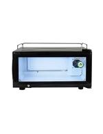 Impulskühlschrank mit Glastür - flach