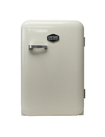 Retro-Kühlschrank Kingston in creme