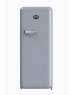 Silberne Retro-Kühlschrank Havanna von Vintage Industries